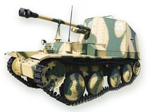 L'arma seconda guerra mondiale Immagine Stock