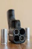 L'arme pour l'autodéfense. Photo libre de droits