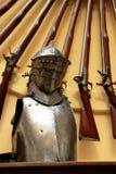 L'armure du chevalier Photos stock