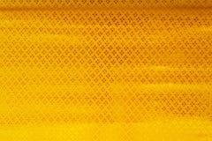 L'art de texture du tissu d'or Images libres de droits
