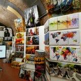 L'arte bella Londra scopre Europa Fotografie Stock