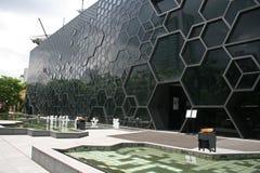 L'arte di OTTOBRE & la progettazione Galleryloctaed a Nanshan Immagini Stock