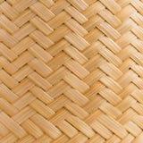Arte di Taxture di bambù Immagine Stock