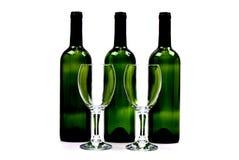 L'arte di vino fine Fotografia Stock Libera da Diritti