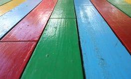 L'arte sul legno Fotografia Stock Libera da Diritti