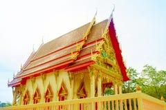 L'arte tailandese del tempio della fede in Tailandia Fotografia Stock Libera da Diritti