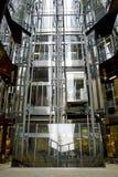 L'ascensore. Fotografie Stock