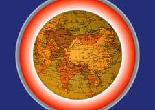 L'Asia Immagine Stock Libera da Diritti
