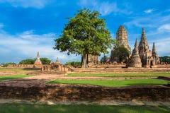 L'Asia, Ayuthaya, provincia di Ayuthaya, Sukhothai, Tailandia immagine stock libera da diritti