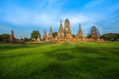 L'Asia, Ayuthaya, provincia di Ayuthaya, Sukhothai, Tailandia fotografia stock libera da diritti