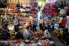 L'ASIA CAMBOGIA SIEM RIEP Immagini Stock Libere da Diritti
