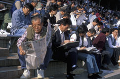L'ASIA CINA HONG KONG Immagine Stock