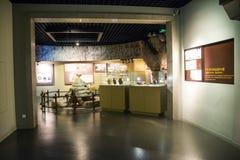 L'Asia Cina, Pechino, museo del fuoco, centro espositivo dell'interno Fotografia Stock