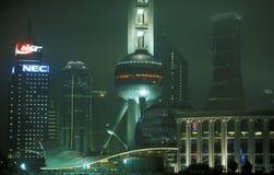 L'ASIA CINA SHANGHAI Immagine Stock Libera da Diritti