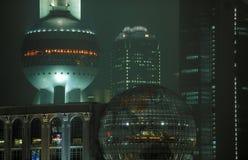 L'ASIA CINA SHANGHAI Fotografia Stock