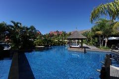 L'Asia fa il giardinaggio hotel, Benidorm, Spagna Fotografie Stock Libere da Diritti