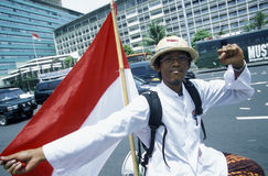 L'ASIA INDONESIA JAKARTA Fotografia Stock Libera da Diritti