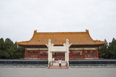 L'Asia parco di Cina, Pechino, Zhongshan, lui storia della costruzione, corridoio di Zhongshan, lingxingmeng Immagine Stock