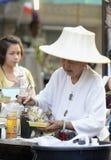 L'ASIA TAILANDIA BANGKOK Fotografia Stock Libera da Diritti