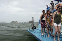 L'ASIA TAILANDIA PHUKET RAWAI Fotografia Stock Libera da Diritti