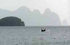 L'ASIA TAILANDIA PHUKET RAWAI Fotografie Stock Libere da Diritti
