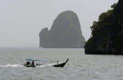 L'ASIA TAILANDIA PHUKET RAWAI Immagine Stock Libera da Diritti