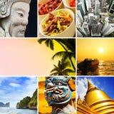 l'Asie Photo stock