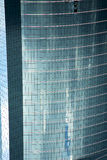 l'Asie Bangkok Thaïlande une certaine fenêtre bleue de gratte-ciel le ce Images stock