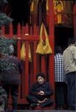 L'ASIE CHINE CHONGQING Image stock