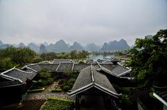 L'ASIE CHINE GUILIN Photos libres de droits