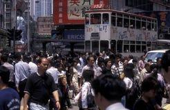 L'ASIE CHINE HONG KONG Photo stock