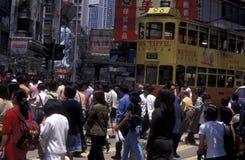 L'ASIE CHINE HONG KONG Image stock