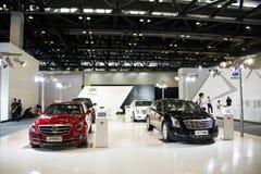 L'Asie Chine, Pékin, Convention Center national, importent l'expo automatique Photos stock