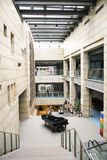 L'Asie Chine, Pékin, hall d'exposition de planification, d'intérieur Image stock