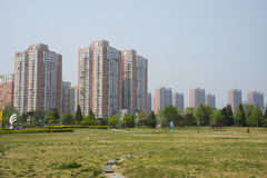 L'Asie Chine, Pékin, parc de palais de Sun, architecture de paysage Photographie stock libre de droits