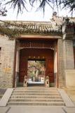 L'Asie Chine, Pékin, ¼ Œ d'architectureï de ŒLandscape de ¼ d'ï de White Cloud Temple Photo stock