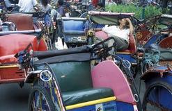 L'ASIE INDONÉSIE JAKARTA Photographie stock libre de droits