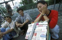 L'ASIE INDONÉSIE JAKARTA Photos stock