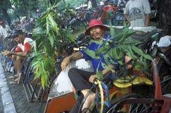 L'ASIE INDONÉSIE JAKARTA Photographie stock