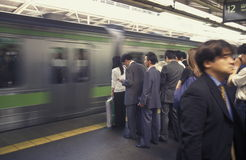 L'ASIE JAPON TOKYO Photos stock