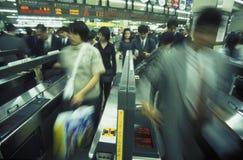 L'ASIE JAPON TOKYO Photo stock