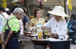 L'ASIE THAÏLANDE BANGKOK Images stock