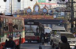 L'ASIE THAÏLANDE BANGKOK Image libre de droits
