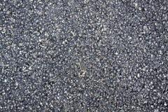 L'asphalte neuf étendu Photos libres de droits