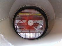 L'aspiratore è stato girato Fotografia Stock Libera da Diritti