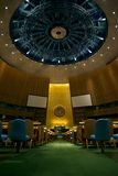 L'Assemblée générale des Nations Unies à New York Photos stock
