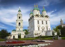 l'Astrakan kremlin, Russie Photo stock