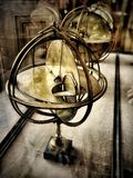L'astrolabio sferico Fotografia Stock