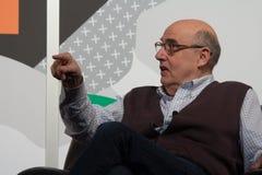 L'atelier de l'acteur de Jeffrey Tambor à SXSW 2014 Image stock