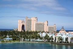 L'Atlantide à Nassau Photo libre de droits